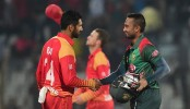 Tigers clinch ODI series against Zimbabwe with one match to spare
