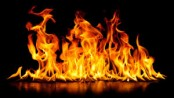 Multi-storied building catches fire in Gulshan
