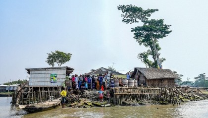 Sea level rise to cause migrating 2 lakh people in Bangladesh