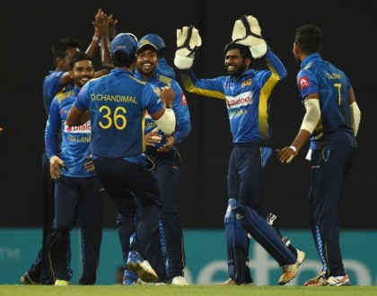 Sri Lanka thrash England to claim consolation win