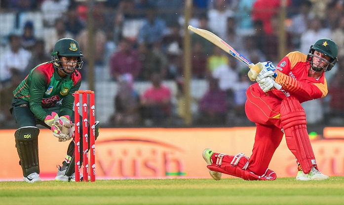 Zimbabwe set Tigers to chase challenging 287 to win