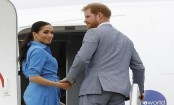 Royals Harry and Meghan dedicate forest reserves in Tonga