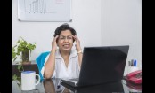 Stress in middle-age can impair memory, reduce brain size
