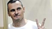 Jailed Ukrainian filmmaker Oleg Sentsov wins EU rights award