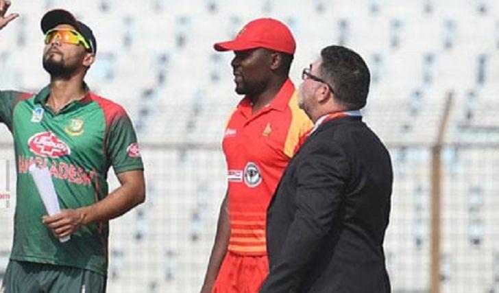 Bangladesh choose to field against Zimbabwe