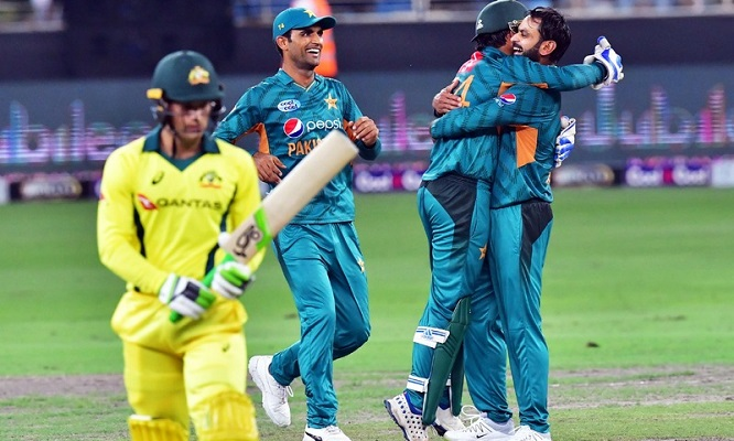 Pakistan clinch 10th consecutive T20 series victory