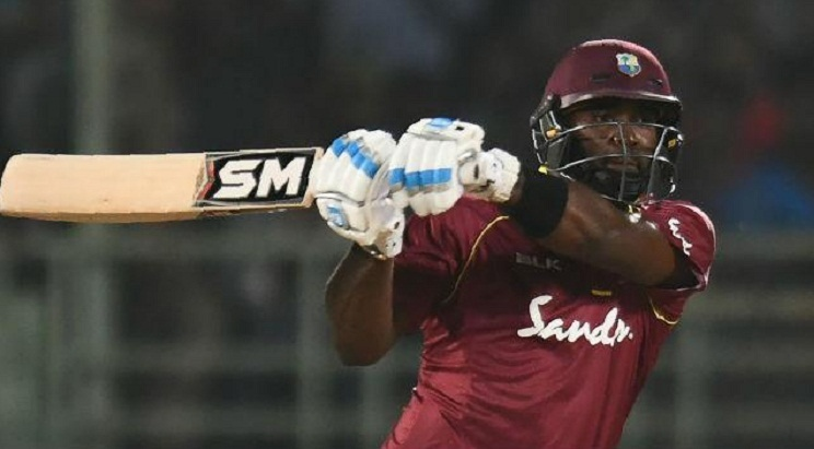 West Indies post 283-9 in third India ODI