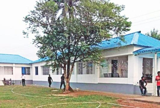 Country's first pet hospital launched in Dhaka