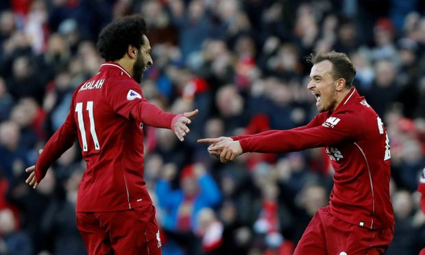 Mane-inspired Liverpool 3 points clear atop EPL