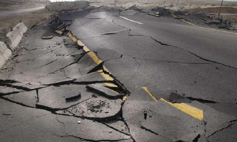 5.8 earthquake rattles Romania, felt in Ukraine, elsewhere