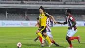 Dhaka Abahani beat Muktijoddha 1-0, Saif SC beat BJMC 3-1