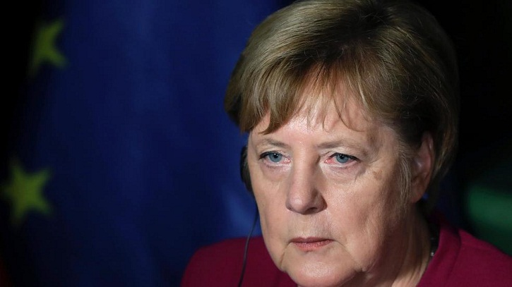 Germany's Merkel prepares to step down as party leader