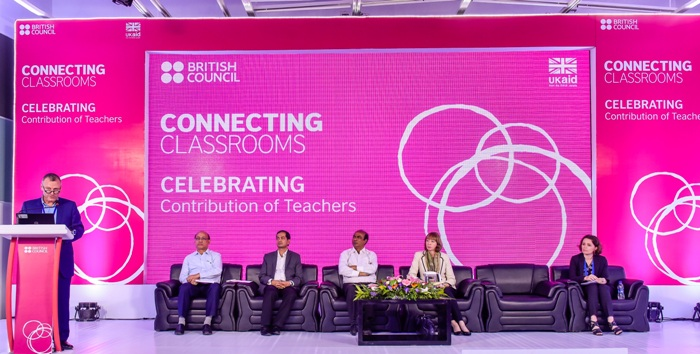 Connecting Classroom phase - 4 under British Council Education Program launched