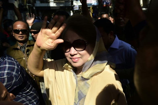 Verdict in Zia Charitable Trust graft case against Khaleda today