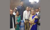 World's tallest man Jinnat Ali joins Awami League