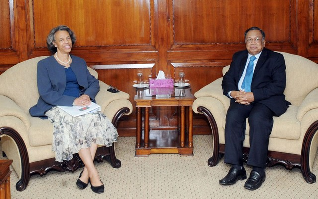 Bernicat optimistic about political process in Bangladesh
