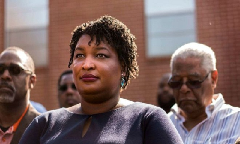 Stacey Abrams: The Deep South woman vying to make history