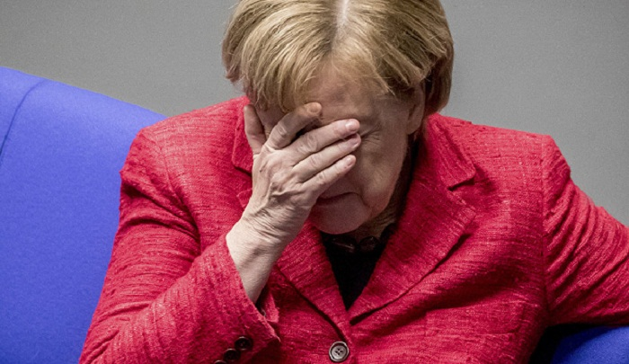Angela Merkel to step down as German chancellor in 2021
