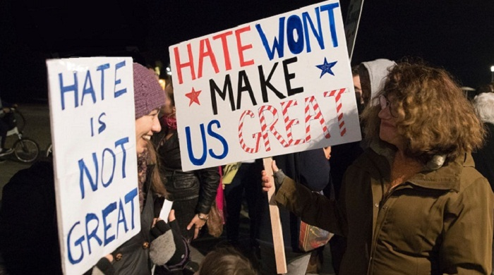 US Justice Department launches hate crimes website