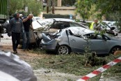 10 dead in Italy storms as wild weather sweeps Europe