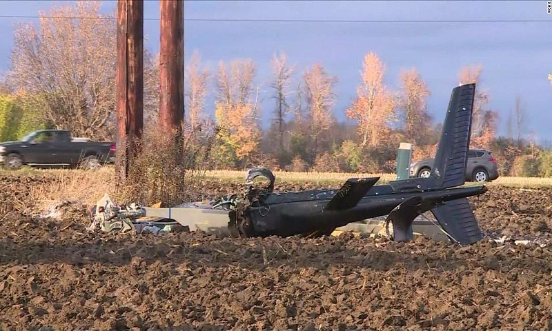 Two killed in helicopter crash in US New York state