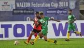 Arambagh KS reach quarterfinal eliminating Rahmatganj 3-1
