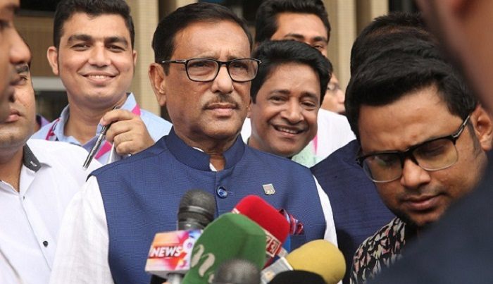 AL ready to resist any conspiracy against country: Quader