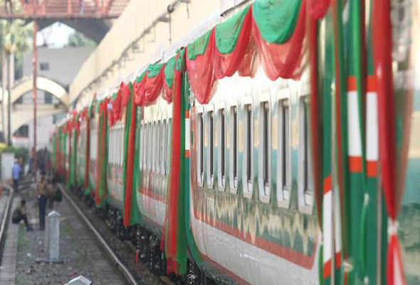 Railway launches 'Tungipara Express' on Rajshahi-Gopalgonj route