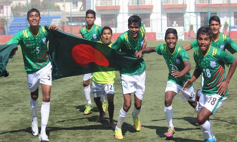 SAFF U-15 Champs: Stage set for Bangladesh-Pakistan final Saturday