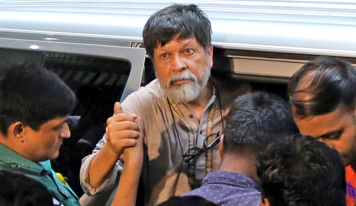 Shahidul's bail petition dropped from HC cause list
