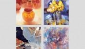 Still-Life Paintings On Display
