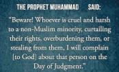 Prophet (Pbuh) towards non-Muslims