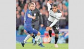 Chelsea beat Derby in League Cup