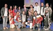Konjush wins two awards in Liverpool  Int'l Theatre Fest