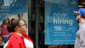 US adds 250,000 jobs in October; unemployment rate steady
