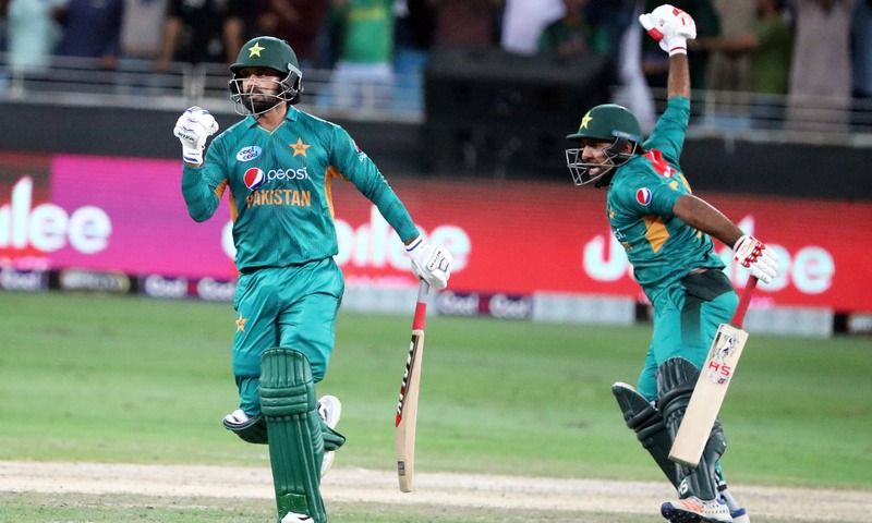 Pakistan beat New Zealand by six wickets to clinch T20 series