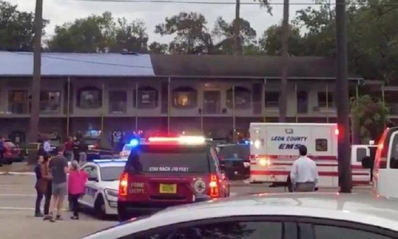 Florida yoga studio shooting: Two killed and four injured