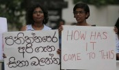 Ethnic Tamil party pledges vote against Sri Lankan strongman