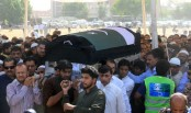 Pakistan buries 'Father of Taliban' as PM orders probe of killing