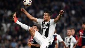 Ronaldo starts against Cagliari as Allegri wary of Man Utd distraction
