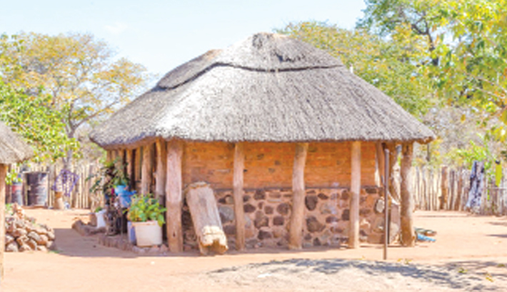 Village in the city tries to save Zimbabwe traditions