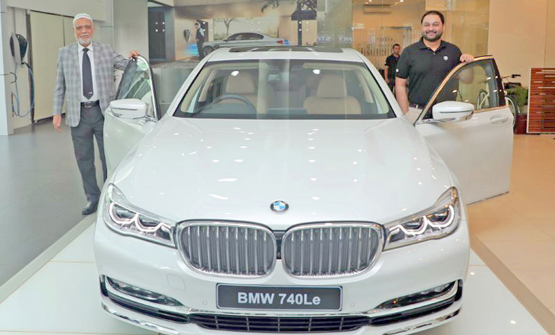 BMW plug-in hybrid electric vehicles hit Bangladesh mkt