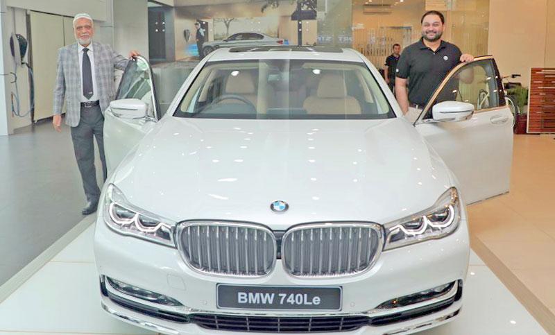 BMW plug-in hybrid electric vehicles hit Bangladesh mkt