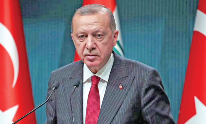 Erdogan accuses 'highest levels' of Saudi govt