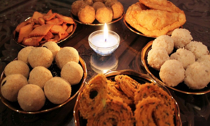 Diwali 2018: Indulge in delicious dishes this festival season