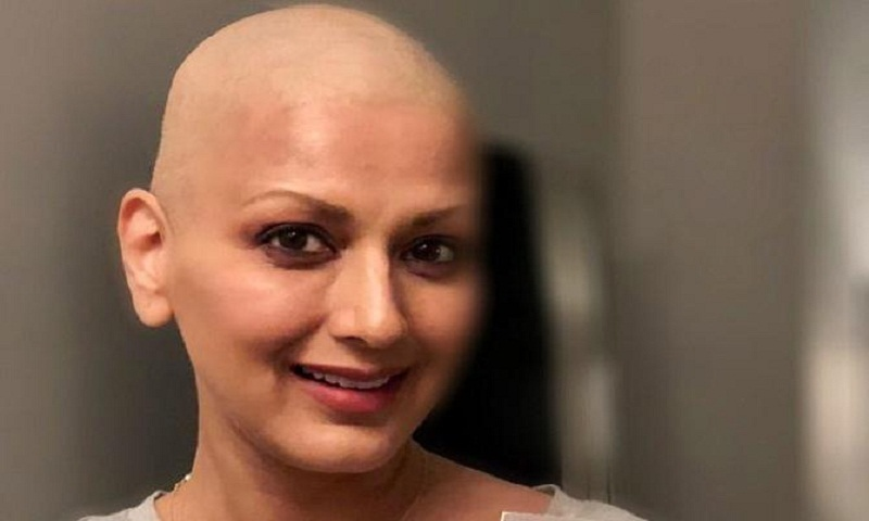 Sonali Bendre's chemotherapy temporarily affected her eyesight