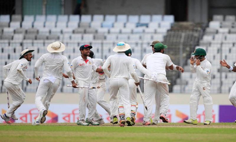 Zimbabwe score 236/5 at stumps