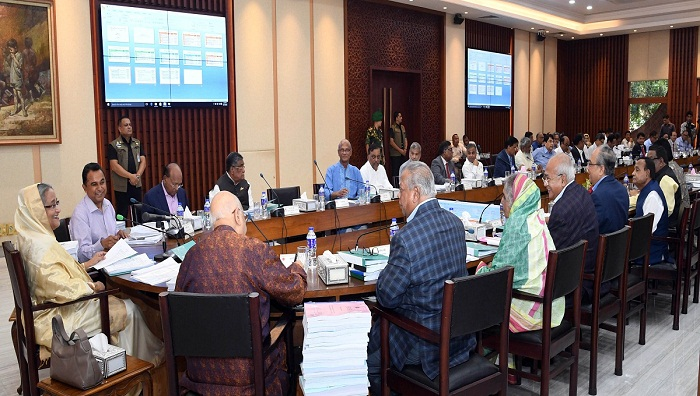 Ecnec approves 39 projects involving Tk 86,687 crore
