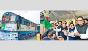 'Bullet, electric trains in all div towns'