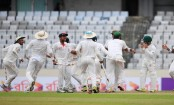 Sylhet test Day 2: Bangladesh restrict Zimbabwe to 282 runs